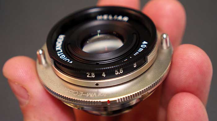 You May Have Missed That Voigtlander Announces A Strange
