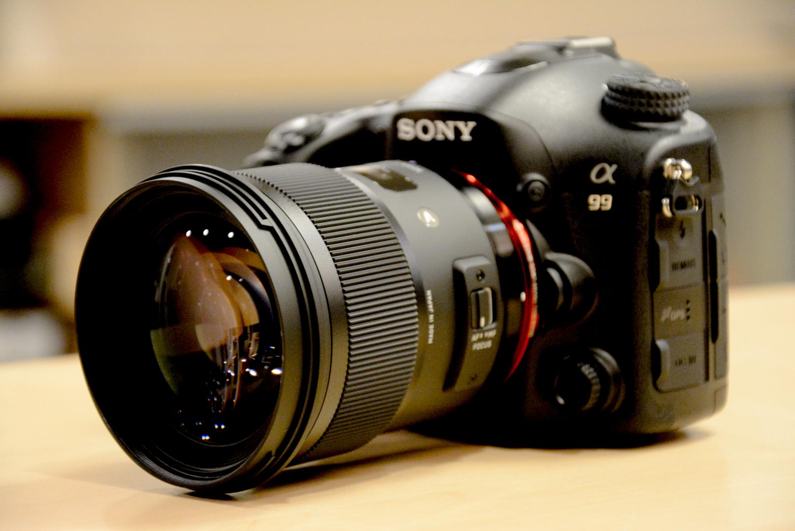 Sonys new A9 announced! - sonyalpharumors sonyalpharumors