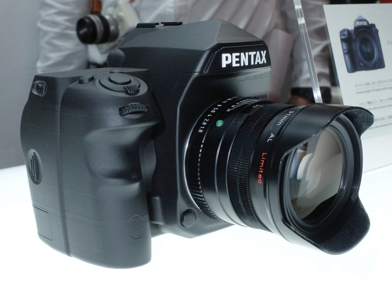 Pentax Full Frame DSLR camera with Sony sensor to be launched in ...