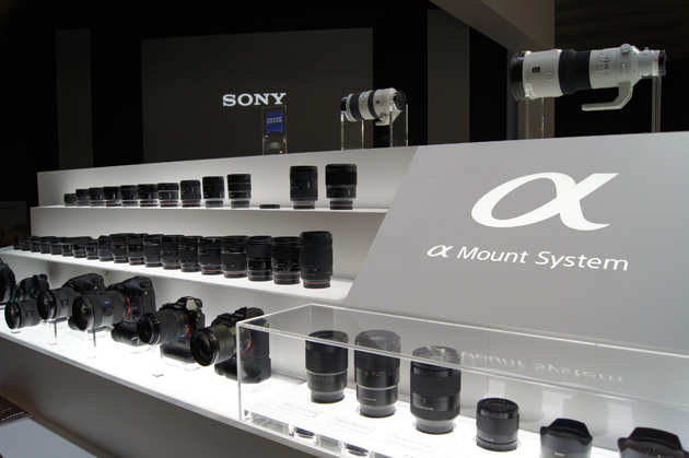 Sony Stand Report by Dpreview: New Zeiss 35mm FE has Direct Drive