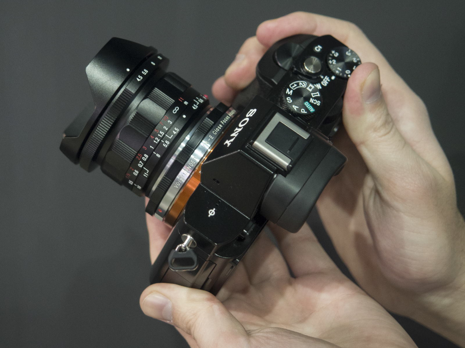 New Sony URX-P03D is compatible with all Alpha cameras. And its rumored to cost less than