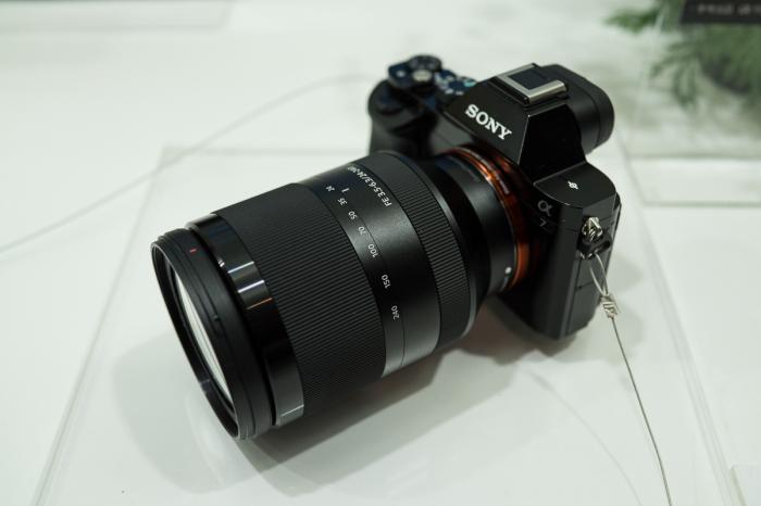 24-240mm lens