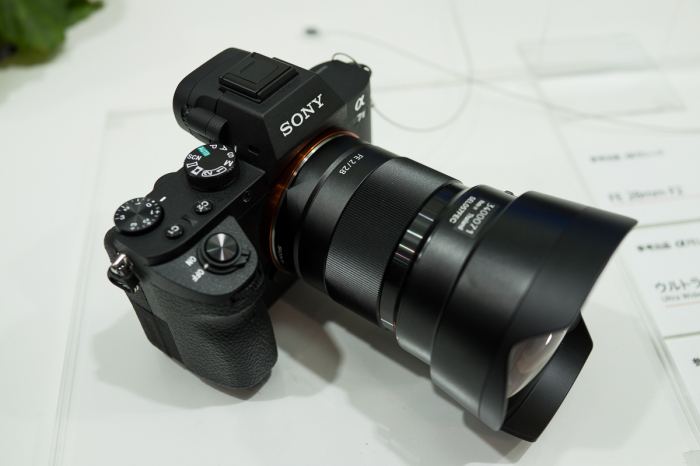 28mm f/2.0 with converter