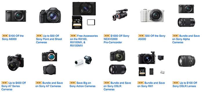 Sony-Amazon-deals