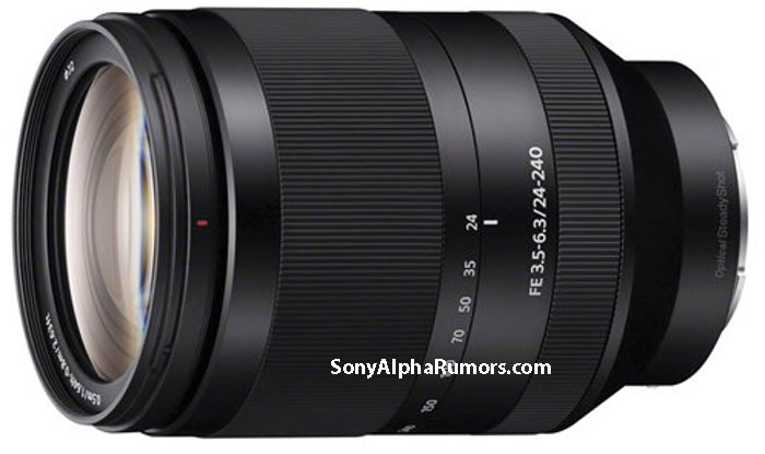 Sony24-240mmFE