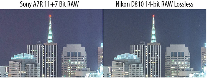 Dpreview pulls apart Sony's RAW compression: Indeed reduces dynamic