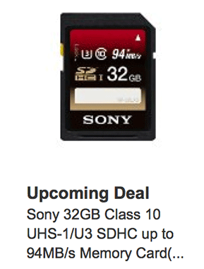 Sony32GB
