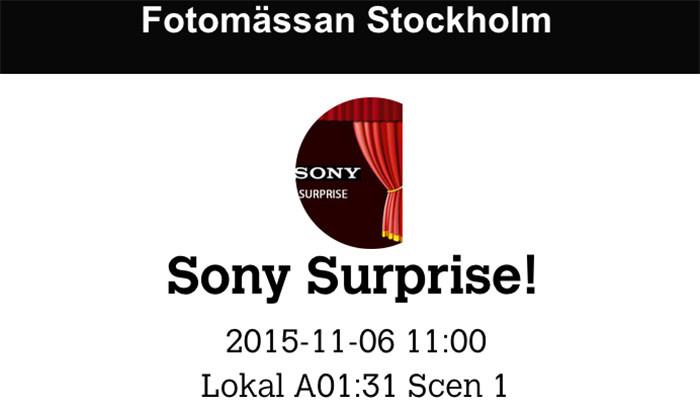 SonySurprise