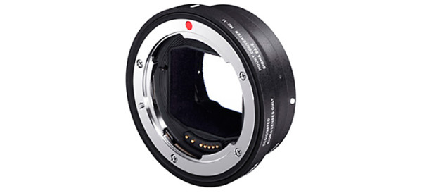 Sigma is Making a Canon EF & Sigma SA to Sony E-Mount Lens
