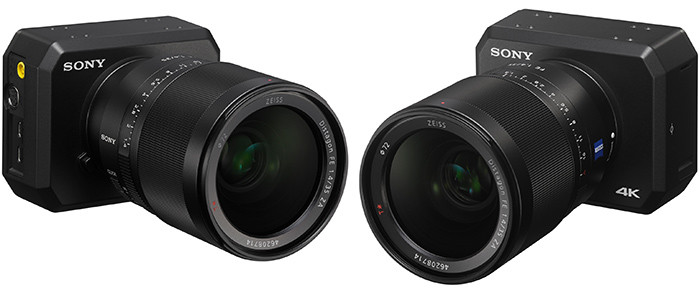 we got a new e mount surveillance camera the umc s3c uses the sony a7sii sensor and offers the highest 4k video sensitivity in its class