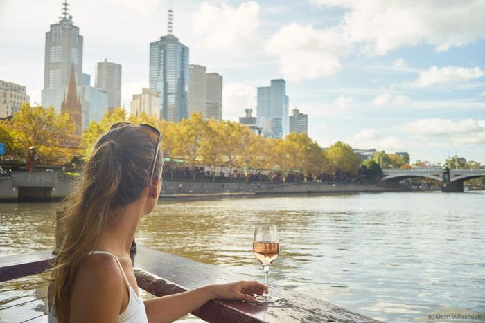 Yarra River, Melbourne City