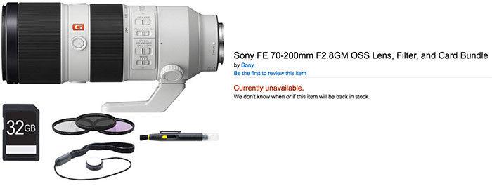 FE70-200mm