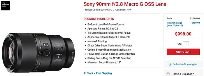 Sony90mm_macro