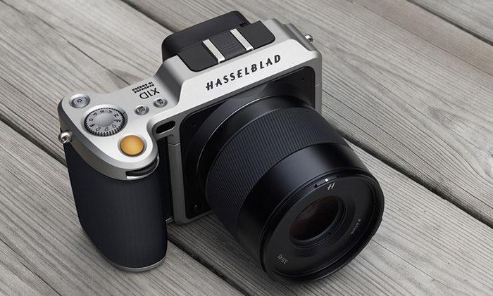 Hasselblad X1D-50c medium format system camera