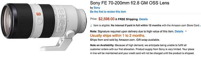 FE70-200mm-GM