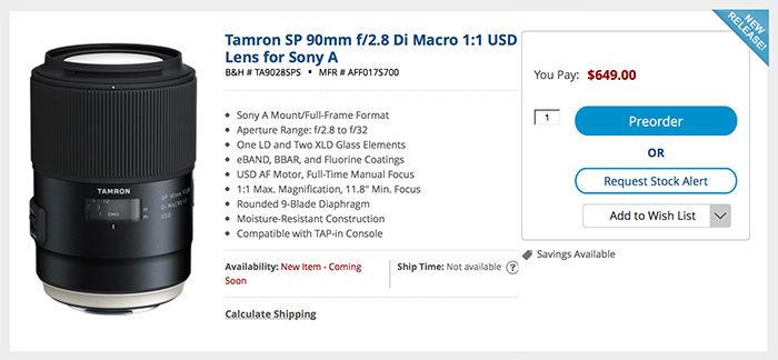 Tamron90mm