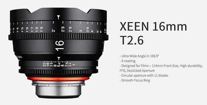 xeen16mm