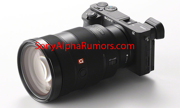 Go Wing Lens Holder for Sony A and E-mount. - sonyalpharumors ...
