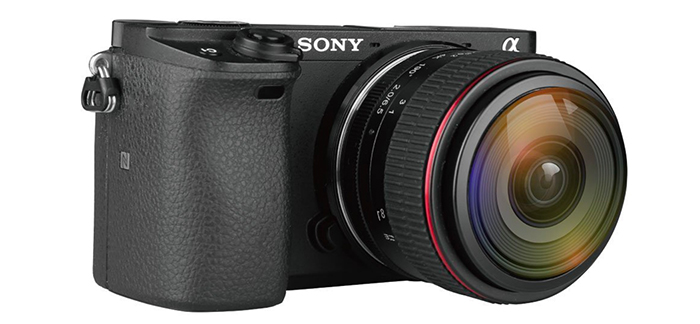 Sony APS-C Mirrorless Cameras - Magazine cover