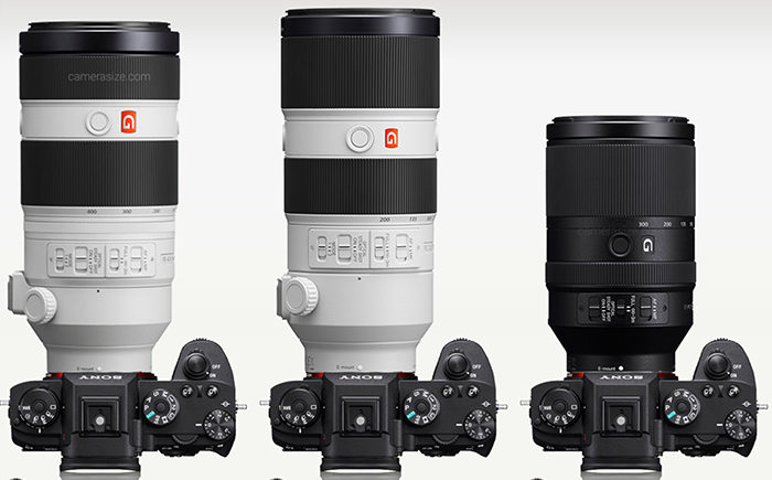 sony fe 100 400mm size comparison and hands on by jason. Black Bedroom Furniture Sets. Home Design Ideas