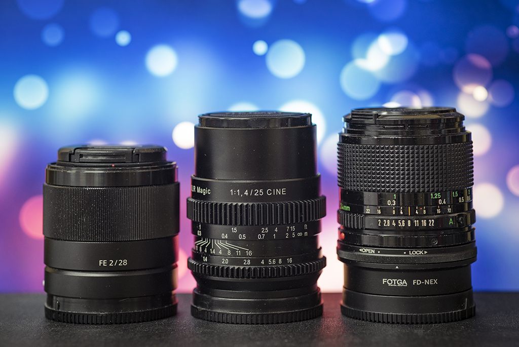 SLR Magic 25mm f/1 4 CINE - review and comparisons - sonyalpharumors