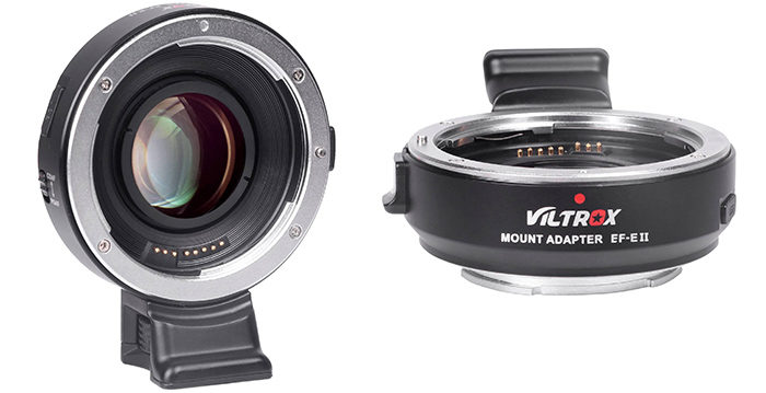 Viltrox Announces The New Ef E Ii Electronic Adapter For Sony Aps C E Mount Cameras Sonyalpharumors
