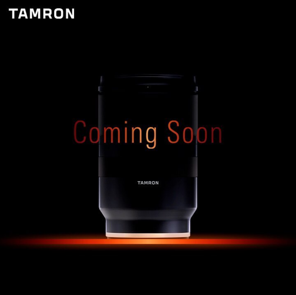 UPDATE: Tamron Teases A New Lens…is It A New 28-75mm F/2.8 FE?