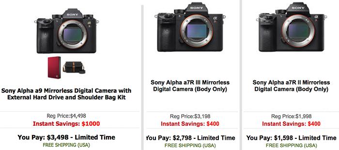 Nikon Z6 finally in Stock  And Sony finally dropping the