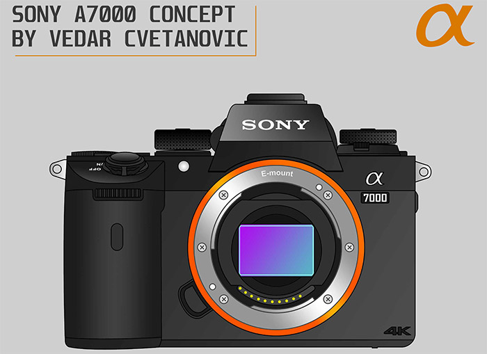 SR5) Sony will announce a new E-mount mirrorless