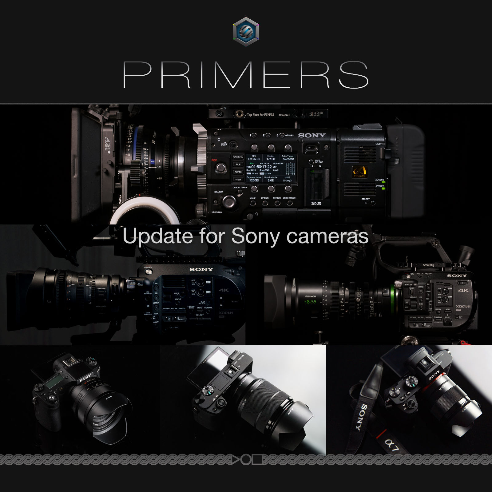 New Sony primers from Omeneo - sonyalpharumors
