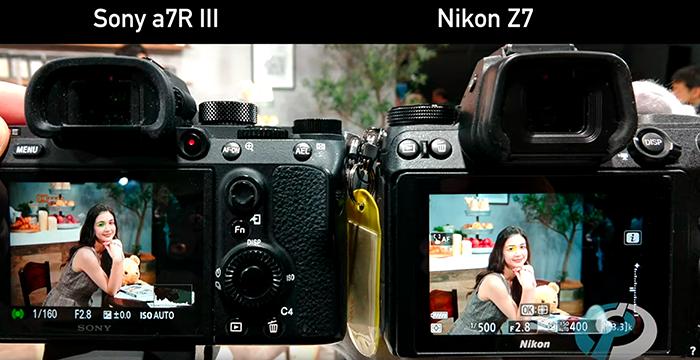 Sony vs Nikon EyeAF test by Dpreview - sonyalpharumors