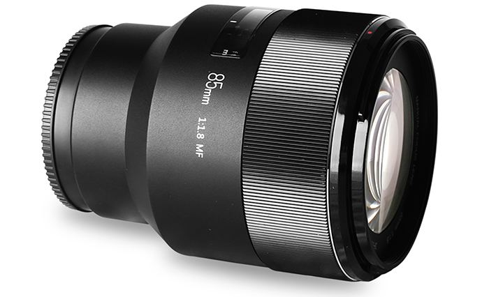 No joke: Here are the three new 85mm FE lensses coming this month