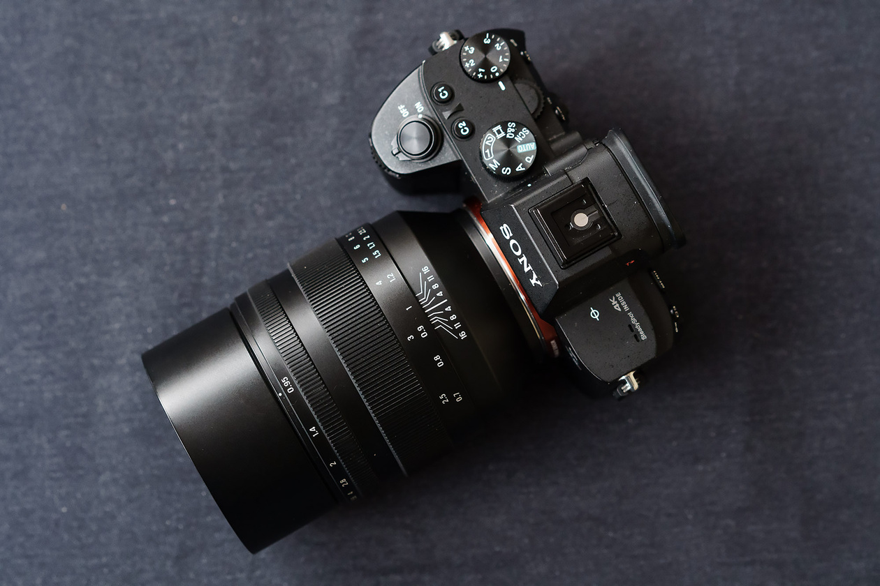 Zenit Officially Announced The New 50mm F 0 95 E Mount Lens Sonyalpharumors