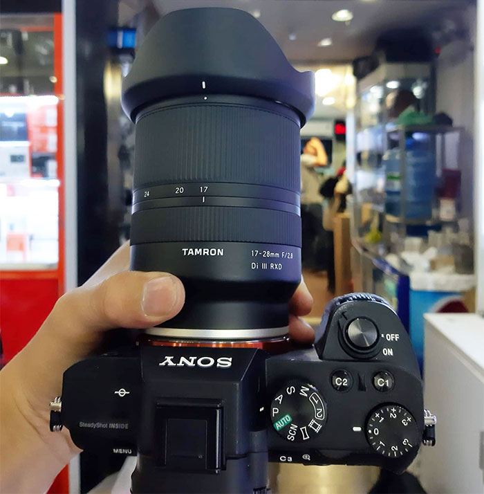 Tamron 17-28mm f/2.8 tested: Sharp and with fast autofocus! - sonyalpharumors