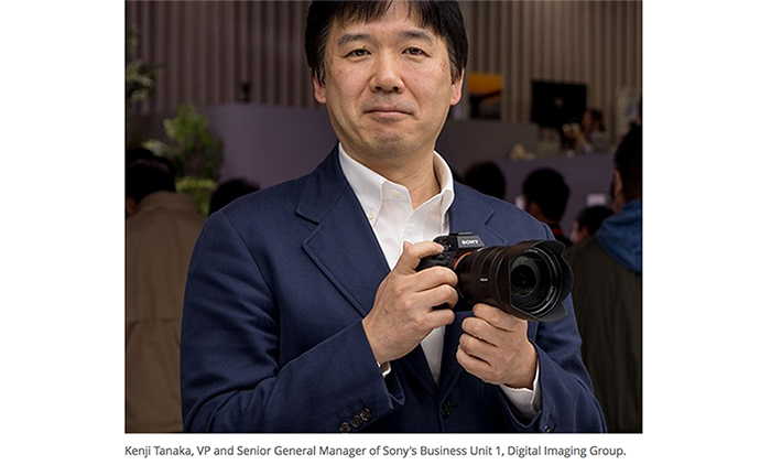 Sony interview at DPreview: Sony A7s alike APS-C camera is a