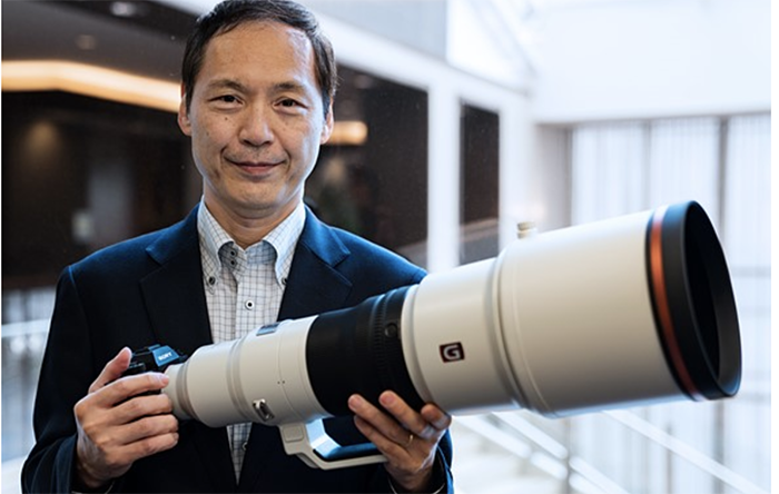 Yasuyuki Nagata at Dpreview: New 600mm lens is designed to be used