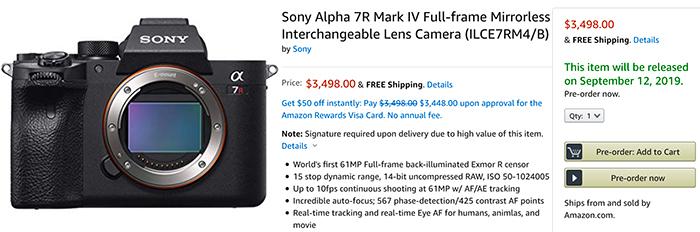 New Sony A7rIV tests - sonyalpharumors