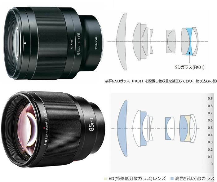 Tokina 85mm f/1.8 vướng vào nghi án đạo nhái ống kính từ Viltrox?   50mm Vietnam