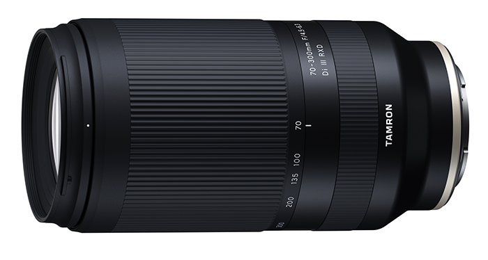 Tamron announces the development of the new 70-300mm F4.5-6.3 Di III RXD for E-mount - sonyalpharumors