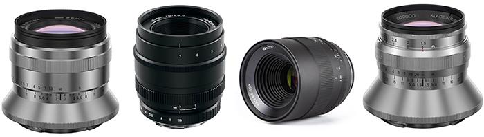 The four new Zenit FE lenses coming soon… – sonyalpharumors